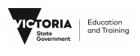 Department of Education and Training (VIC)